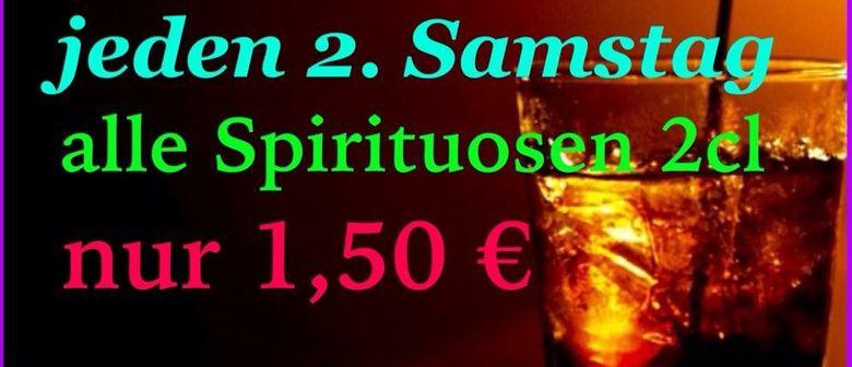 1,50 Spirituosen Party