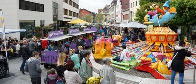 Frühjahrsmarkt 2016 in Bludenz