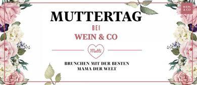 Muttertagsbrunch inkl. Freeflow Champagner bei WEIN & CO