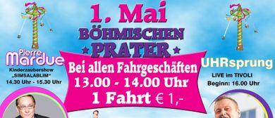 1. Mai Fest im Böhmischen Prater