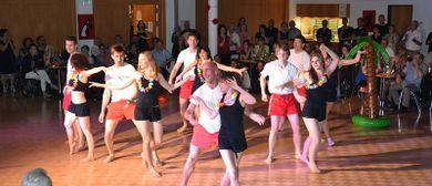 Tanz Schnupper Tage vom 02. - 04. und 12. -13. Mai