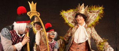 """Kindertheater """"Des Kaisers neue Kleider"""""""