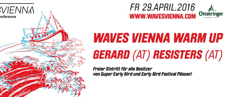 WAVES VIENNA Warm-Up
