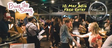 Bring the Swing - Lindy Hop @Ruby Marie Bar