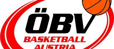 Basketball FIBA Eurobasket 2017 Quali Österreich-Deutschland