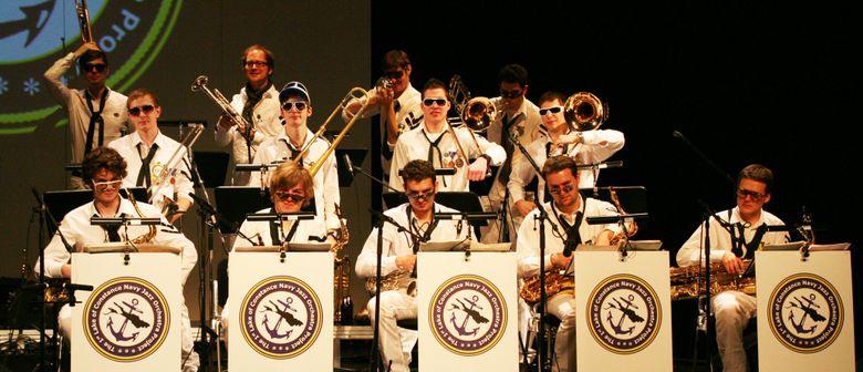 Navy Jazz Orchestra bei Sommer.Lust am Platz