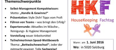 10 Jahre Housekeeping Fachtag by GAMAPE(R)