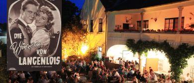 Die Winzerin von Langenlois: Freiluftkino am Originaldrehort