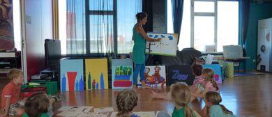 Kinder Künstler Kurse