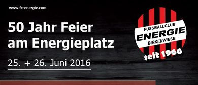 50 Jahre FC Energie Birkenwiese