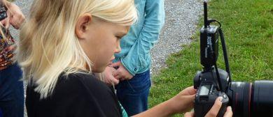 KinderFotoKurs:Das perfekte Selfie.Fotospaß mit e Fotografin