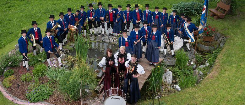 Tag der Blasmusik mit der Silbertaler Bürgermusik