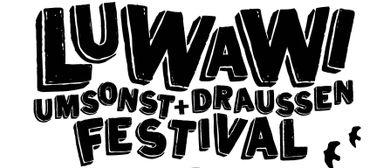 LuWaWi Umsonst und Draußen Festival 2016