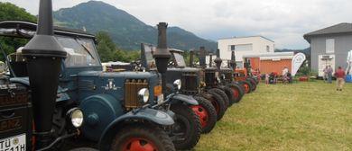 9.Oldtimer Traktortreffen in Thüringen