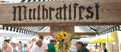 14. Weizer Mulbratlfest in Bludenz