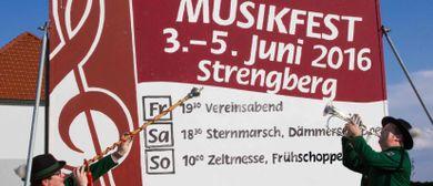 Musikfest - 165 Jahre TK Strengberg