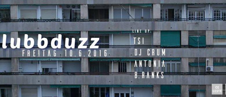 Duzz Down San presents: Clubbduzz