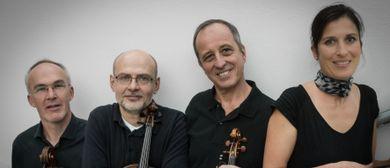 Kammerkonzert im Wiener Saal: Mozarteum Quartett