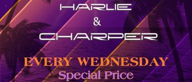 every wednesday salty summer with harlie&charper