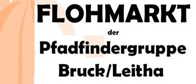 Flohmarkt der Pfadfindergruppe Bruck/Leitha