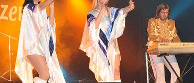 ABBA Die Supertrouper live Show mit Dolce Vita