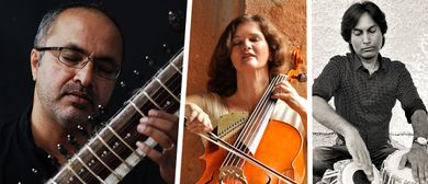 Pandit Shubendra Rao & Saskia Rao-De Haas (Indien, NL)