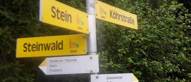 Weg der Menschlichkeit von Feldkirch nach Göfis