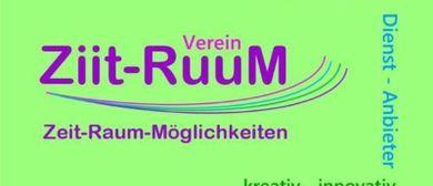 Verein Ziit-RuuM lädt ein zum INFO - ANLASS