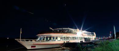 Abendschifffahrt mit Bigband, Tanz und Dinner