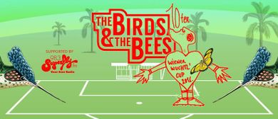 THE BIRDS & THE BEES mit DJ Buzz