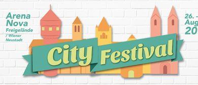 CITY FESTIVAL   26. - 28. August 2016