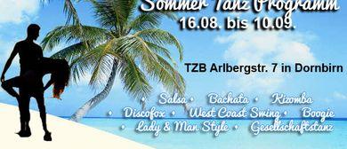 Sommer TanzKurse
