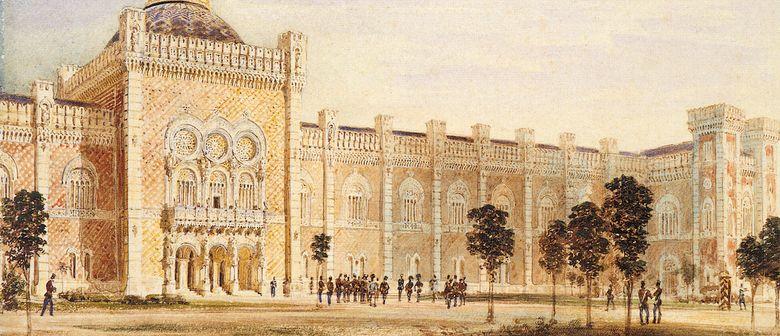 Am Feiertag durch 125 Jahre Heeresgeschichtliches Museum