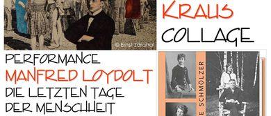 Karl Kraus Collage