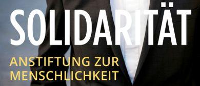 Buchpräsentation mit Benno Elbs und Michael Landau