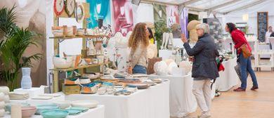 KERAMIK & PORZELLAN IM AUGARTEN Kunst-Design-Handwerksmarkt