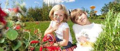 Naturentdeckungsworkshop für Kinder