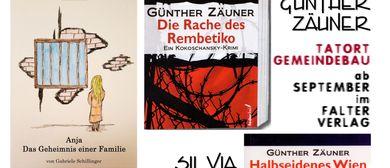 KRIMI.ZEIT mit Gabriele Schillinger und Günther Zäuner