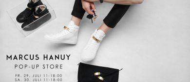 MARCUS HANUY Pop-Up Store