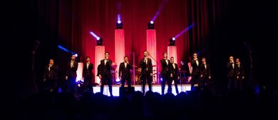 The 12 Tenors LIVE @SimmCity Wien
