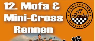 12. Mofa & Mini-Cross Rennen der Off-Roader Krumbach