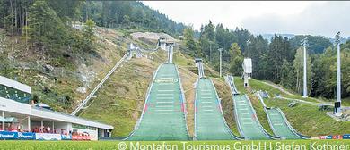 IMC Sommer WM Skispringen & Nordische Kombination