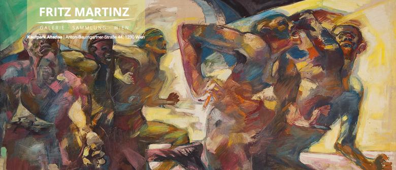 Fritz Martinz - Akte der Leidenschaft