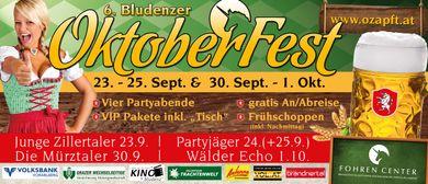 6. Bludenzer OktoberFest beim Fohren Center