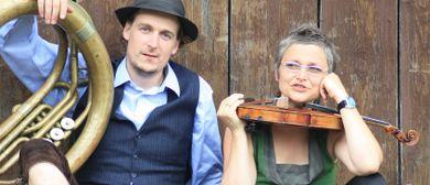 berge.hören   Evelyn Fink-Mennel & Johannes Bär -AUSVERKAUFT