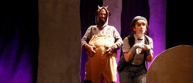 Der Grüffelo - Theater Feuerblau