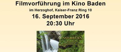 Filmvorführung in Baden