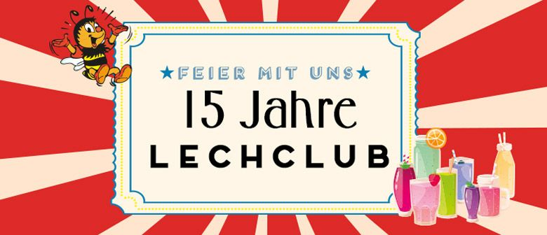 15 Jahre Lechclub
