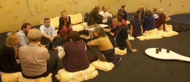 GLOBART ACADEMY - Zu Tisch! Tafeln mit FreundenInnen
