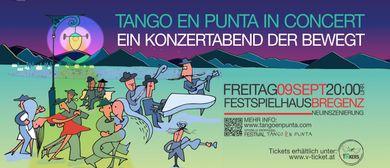 Tango en Punta in Concert